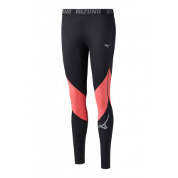 Mizuno Virtual Body G2 Long Tight Femme Black / Coral