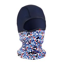 Bonnet SK Pia Junior Navy Red