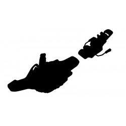 Montage et réglage des fixations pour skis de rando