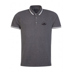 Protest Ted Polo dark grey melee