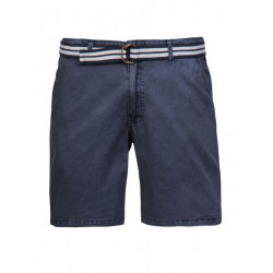 Protest Fan Short ground blue