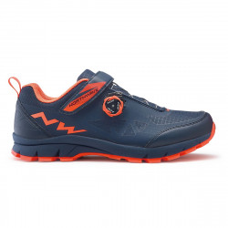 Northwave Corsair Blue /  Lobster Orange