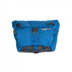 Acepac Sacoche de guidon Bar Bag Bleu