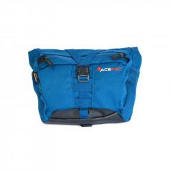 Acepac Sacoche de guidon Bar Bag Bleu