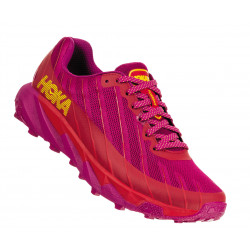 Hoka Torrent femme cactus flower / poppy red
