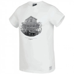 T-shirt Picture lorem dad & son white