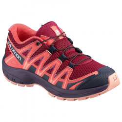 Salomon XA Pro 3D enfant cerise / dubarry / peach amber