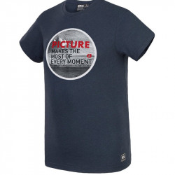 T-shirt Picture everyday dark blue