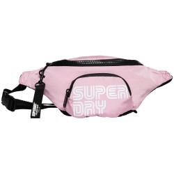 Sac Banane Superdry Nostalgia femme pale pink
