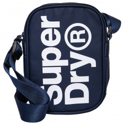 Sac en bandoulière Superdry Side navy