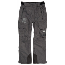Pantalon Superdry Ultimate Snow Rescue black tex rock