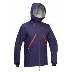 Vertical Windy MP+ Jacket dark blue