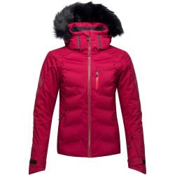 Rossignol Depart Jacket Femme dark red