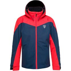 Rossignol Fonction Jacket Enfant crimson