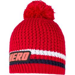 Rossignol Hero Pompon Bonnet sports red