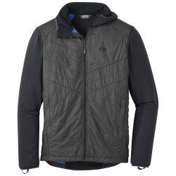 Outdoor Research Vigor Hybrid Hooded Jacket black