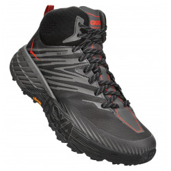 Hoka Speedgoat Mid 2 GTX anthracite / dark gull grey