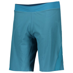 SCOTT Shorts Trail Tech Hybrid Femme Celeste Blue