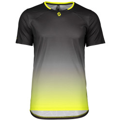 Scott Shirt Trail Tech Black / Sulphur Yellow