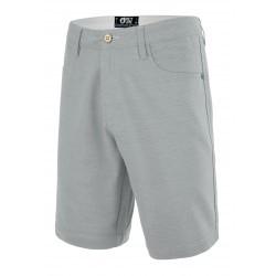Picture Aldos Shorts Grey Melange