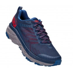 Hoka Challenger ATR 5 dark blue / high risk red