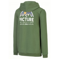 Sweat Picture hamelton zip hoodie army green