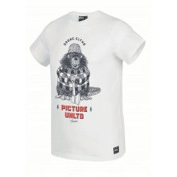 Picture castory Tee White