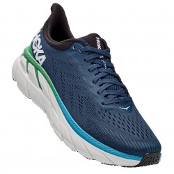 Hoka Clifton 7 moonlight ocean / anthracite