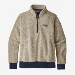 Patagonia Woolyester Fleece Pullover Femme Oatmeal Heather