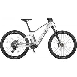 Scott Strike eRide 940 blanc 2021
