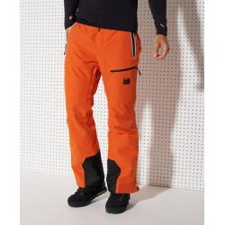 Pantalon Superdry Freestyle Havana Orange